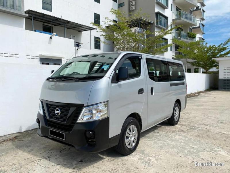Picture of Nissan Urvan NV350 Microbus (Diesel)