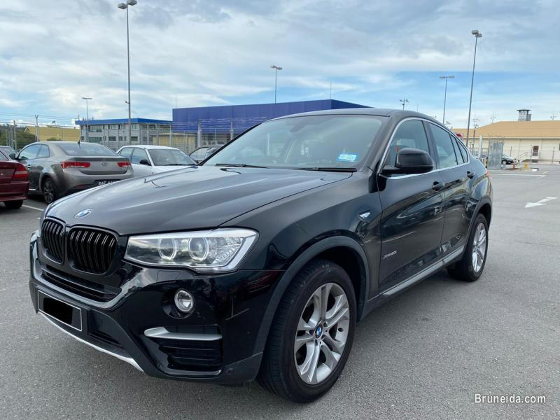 Picture of BMW X4 XDRIVE XLINE