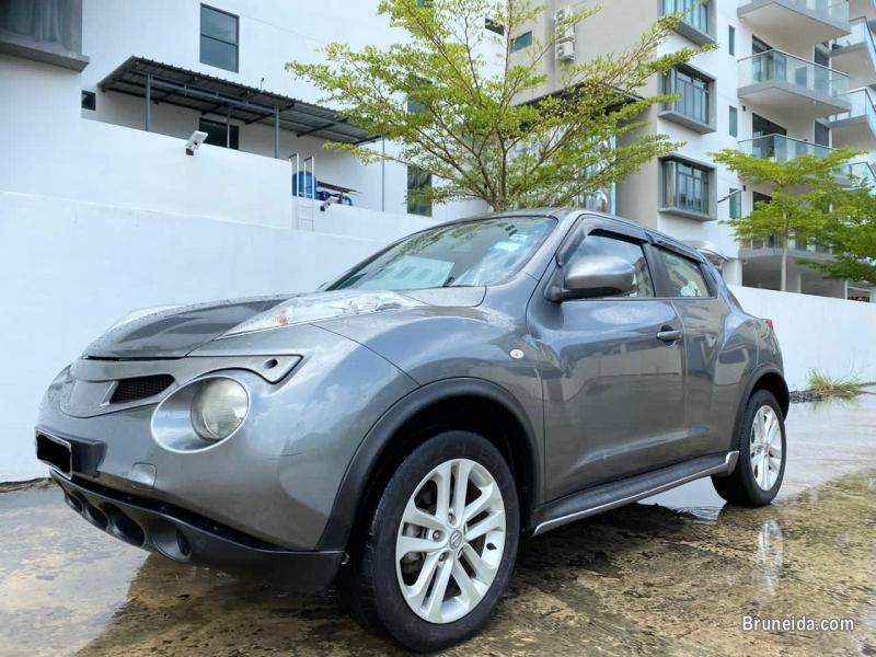 Pictures of Nissan Juke 1. 6 CVT