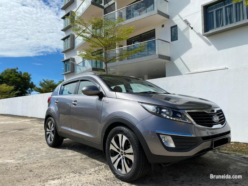 Picture of Kia Sportage 2. 4L GLS (high spec)