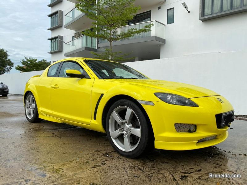 Picture of Mazda Rx-8