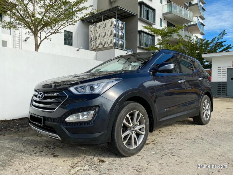 Picture of Hyundai Santafe 4WD