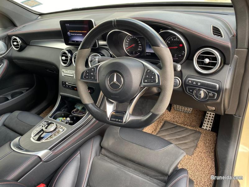 Mercedes GLC43 AMG Coupe in Belait