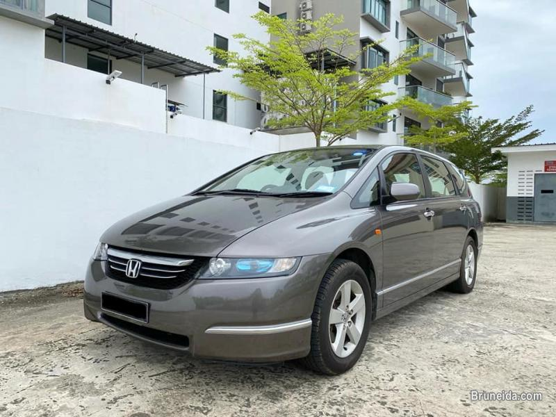 Picture of Honda Odyssey 2. 4