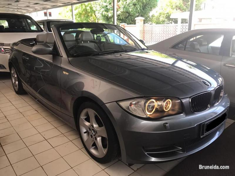 Picture of BMW 120i Convertible