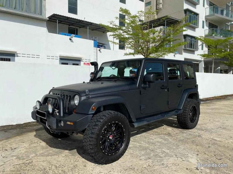 Picture of Jeep Wrangler Unlimited 3. 6 V6