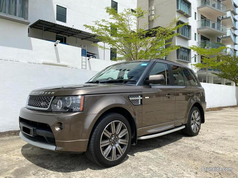 Picture of Range Rover Sport Autobiography 5. 0L V8