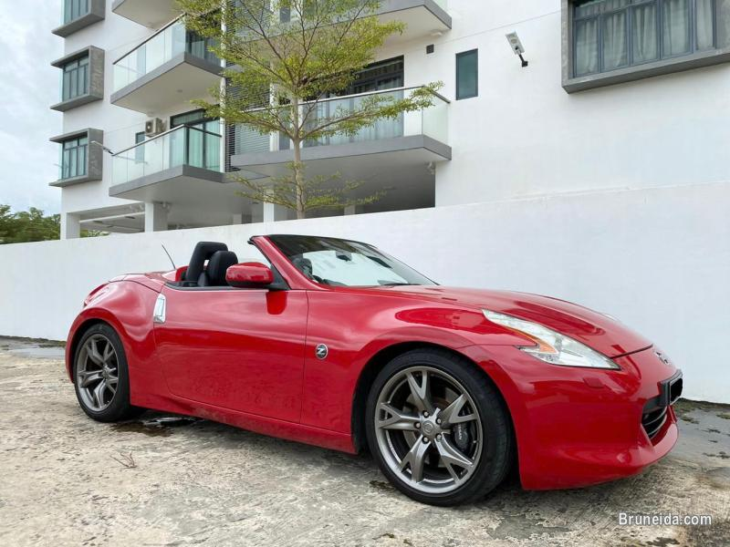 Picture of Nissan 370Z Convertible