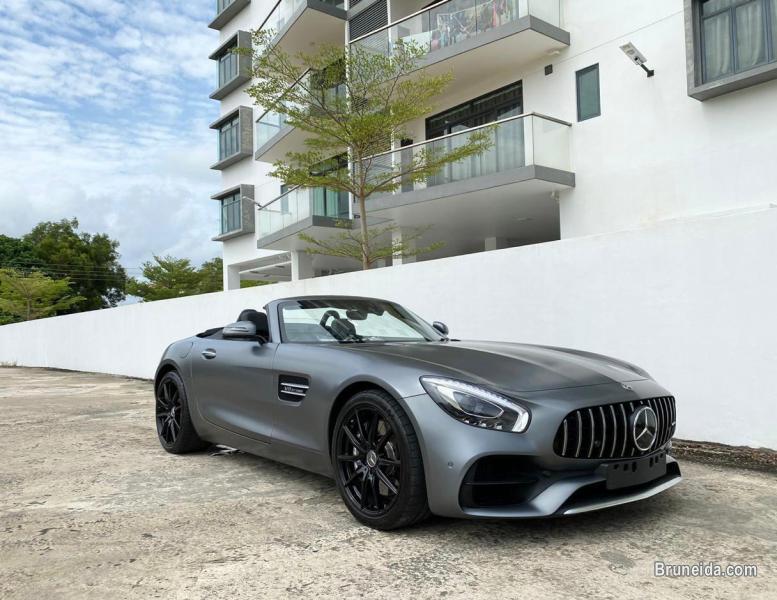 Picture of Mercedes AMG GT V8 Biturbo (Premium spec)
