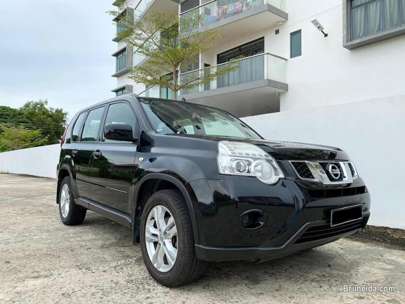 Picture of Nissan X-Trail Luxury AWD