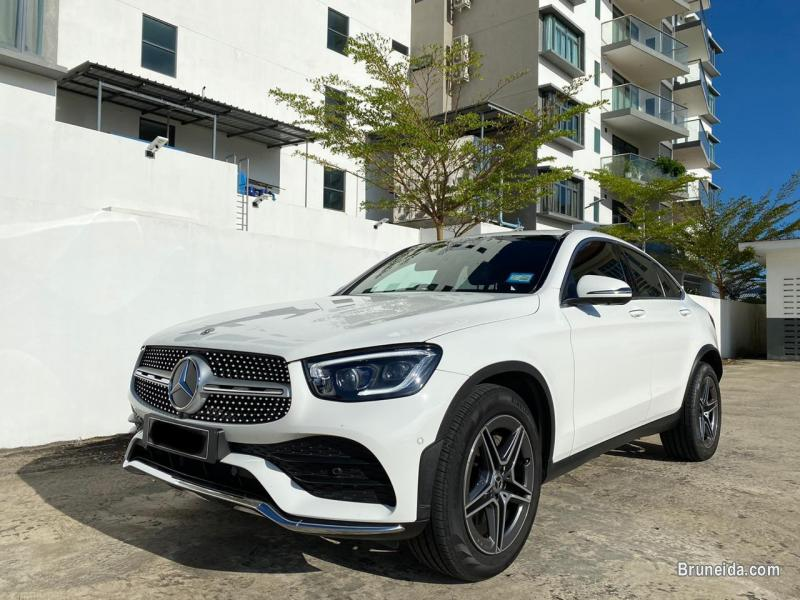 Picture of Mercedes GLC300 Coupe AMG Line 4matic