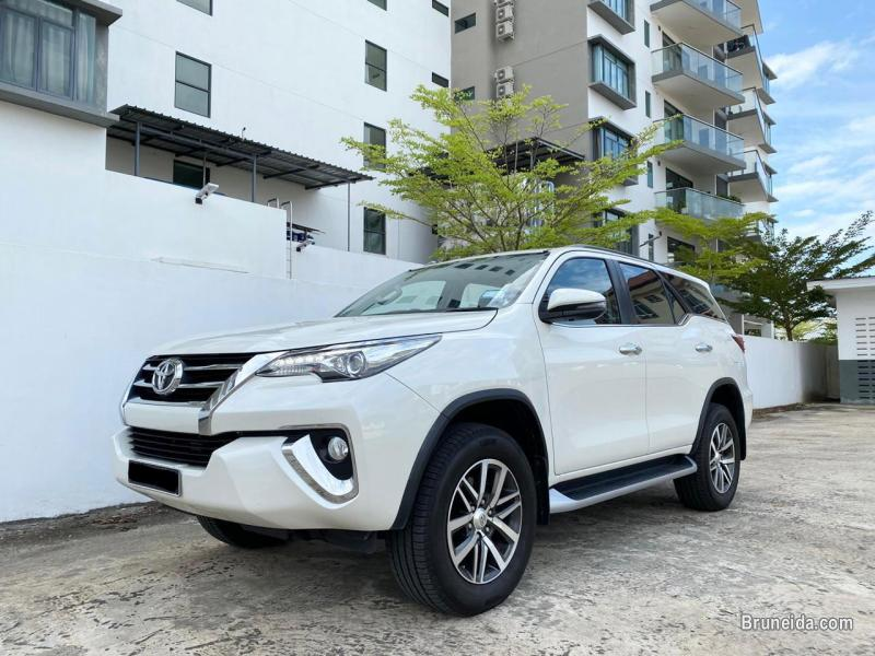 Picture of Toyota Fortuner 2. 7L Petrol