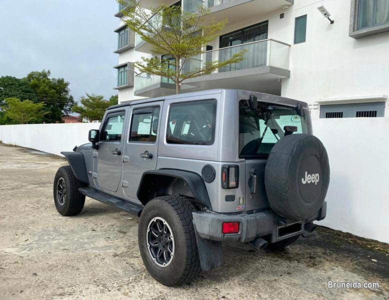 Jeep Wrangler Sahara Unlimited 3. 6 V6 4WD