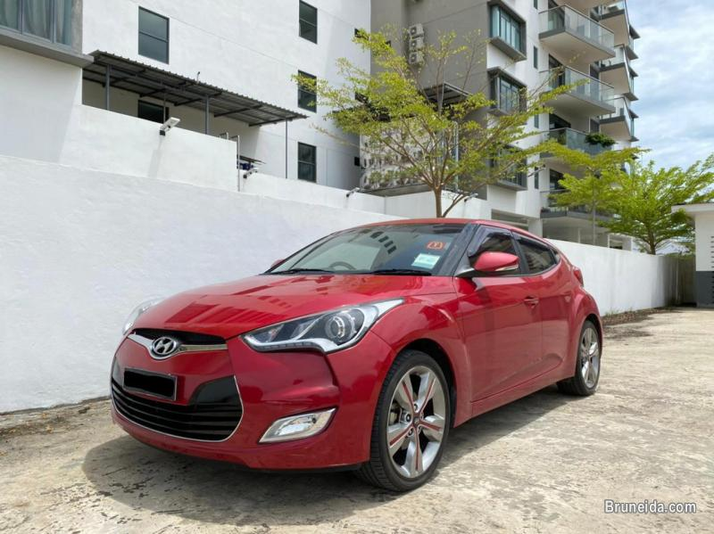 Picture of Hyundai Veloster 1. 6 GLS high spec