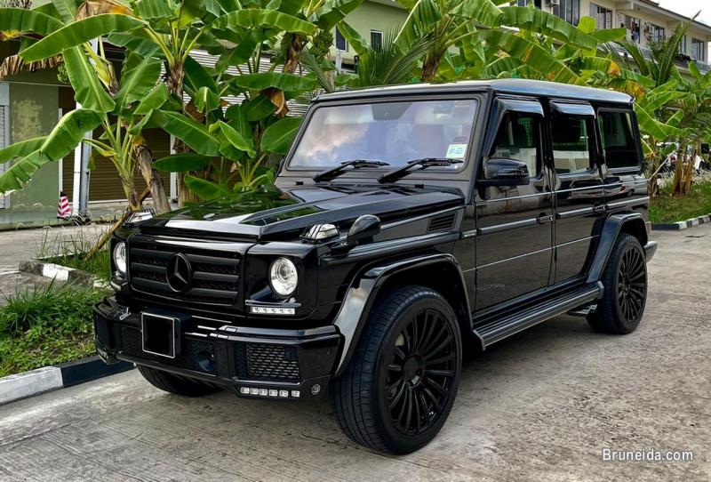 Picture of Mercedes G350D