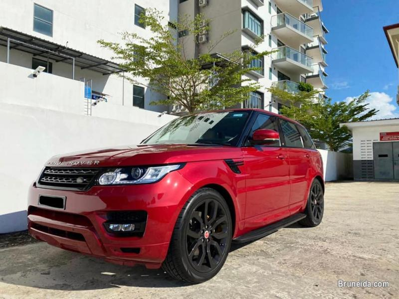 Pictures of Range Rover Sport 3. 0 V6 S/C HSE