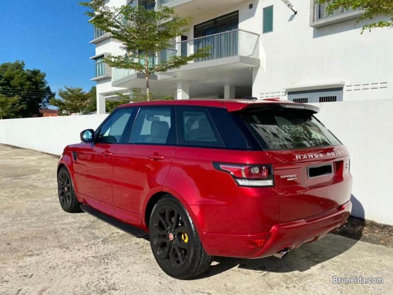 Range Rover Sport 3. 0 V6 S/C HSE