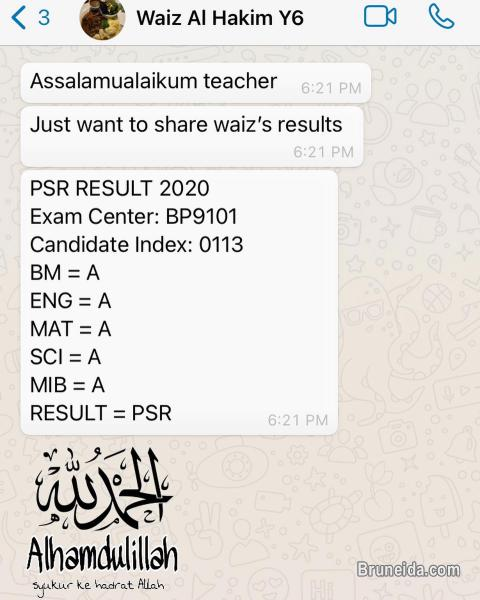 Ms Ezzah Maths Tuition