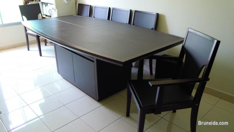 Picture of Lorenzo Designer Dining Table Set