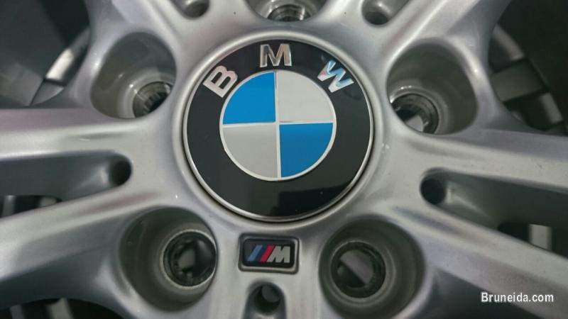 Original BMW M Performance Rims with Tyres For Sale! in Brunei
