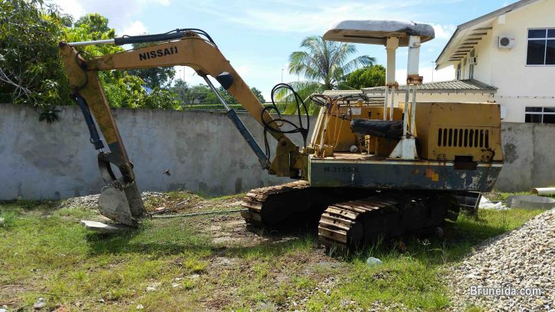 Picture of Nissan N-31SS6 Excavator