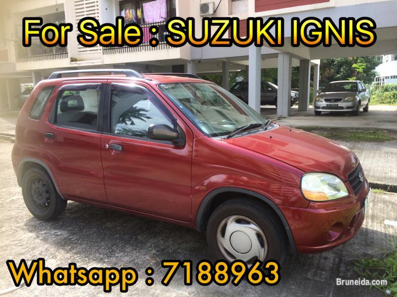 Pictures of Suzuki Ignis