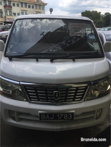Picture of JIN BEI HAISE 2. 2 MANUAL (9 SEATER VAN)