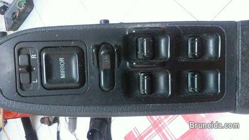 Pictures of power window control