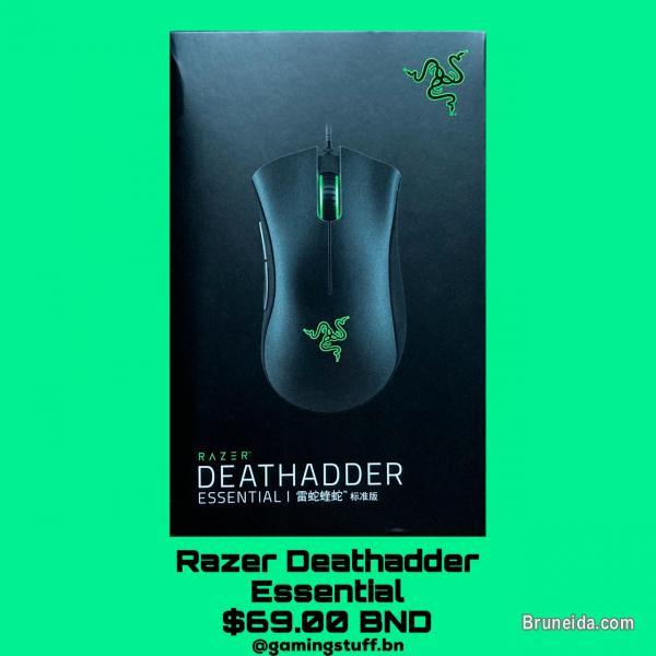 Pictures of Razer Deathadder Essential