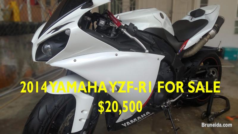 Picture of [SOLD]2014 YAMAHA YZF-R1 FOR SALE