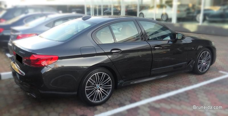 Pre-loved 2017 BMW 530i M Sport for sale