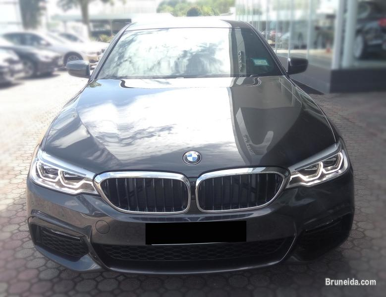 Pre-loved 2017 BMW 530i M Sport for sale in Brunei
