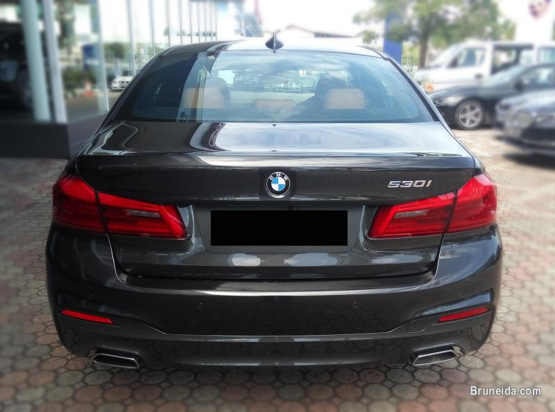 Picture of Pre-loved 2017 BMW 530i M Sport for sale in Brunei Muara