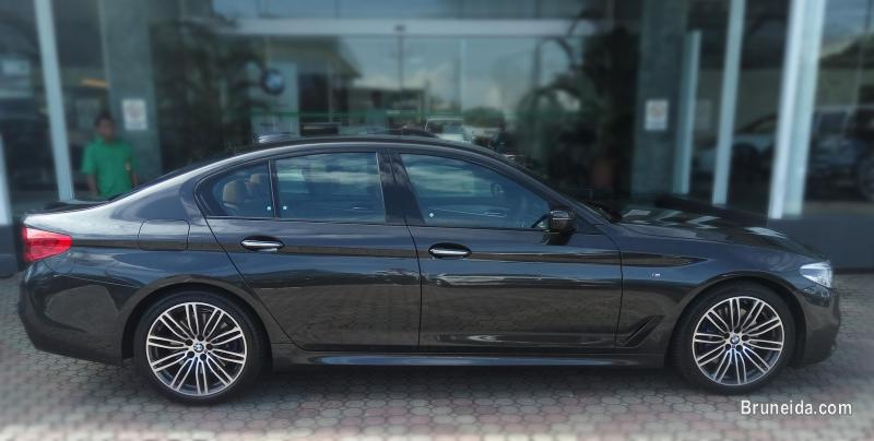 [SOLD]Pre-loved 2017 BMW 530i M Sport for sale - image 6