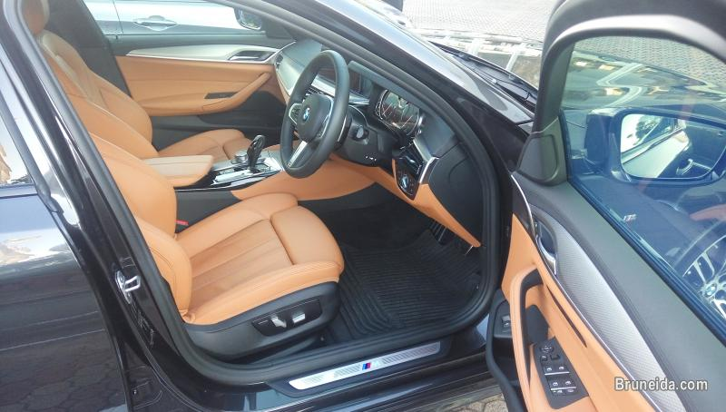 Pre-loved 2017 BMW 530i M Sport for sale in Brunei - image