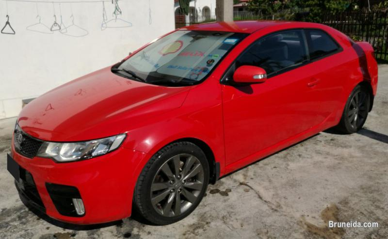 [SOLD]Pre-owned KIA Cerato Coup for sale