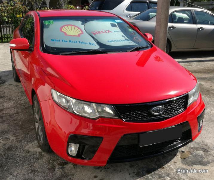 [SOLD]Pre-owned KIA Cerato Coup for sale in Brunei Muara