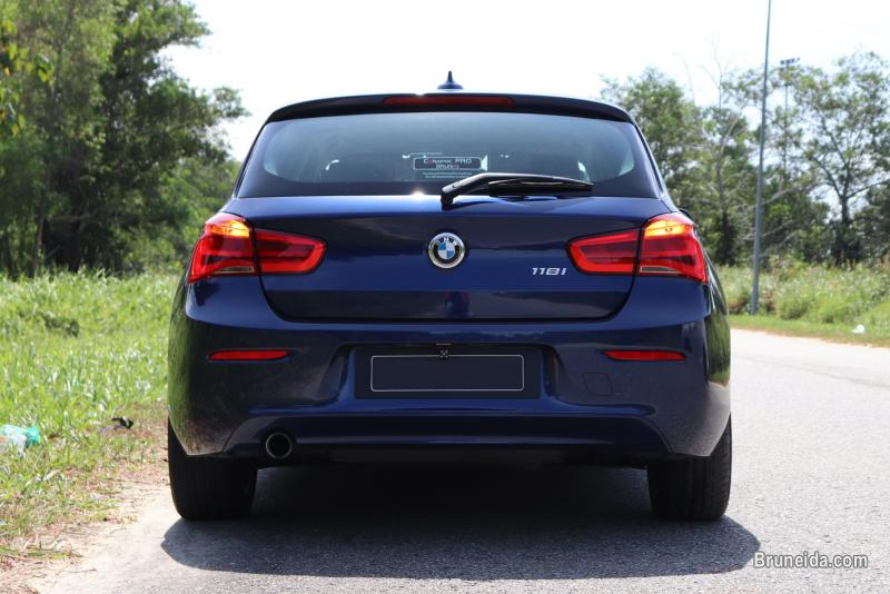 Pre-owned BMW 118i for sale