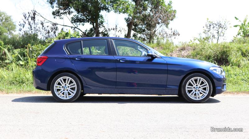 Pre-owned BMW 118i for sale in Brunei Muara