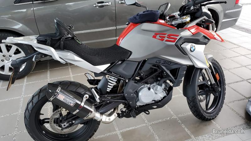 [SOLD]Pre-owned BMW G310GS for sale