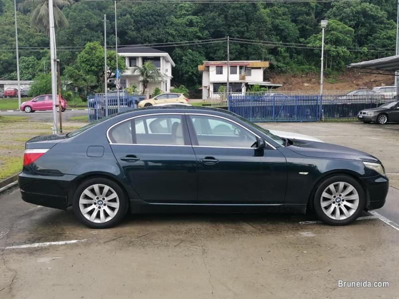 [SOLD]Pre Owned BMW 523i E60 in Brunei