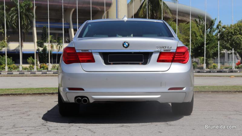 Pre-owned BMW 730iL F02 for sale