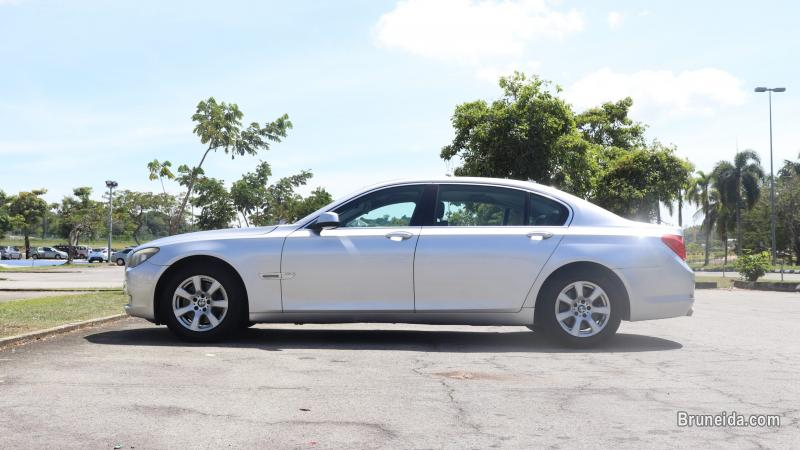 Pre-owned BMW 730iL F02 for sale in Brunei Muara