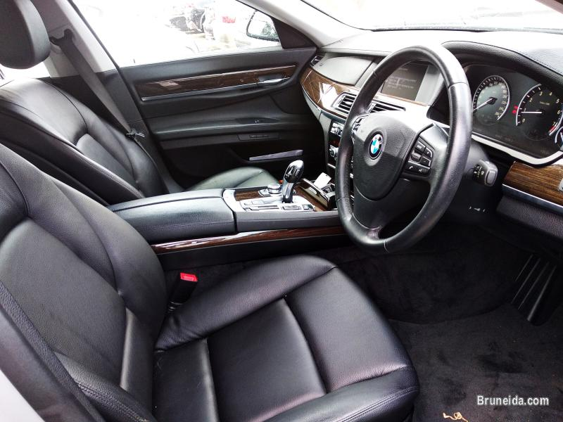 Picture of Pre-owned BMW 730iL F02 for sale in Brunei Muara