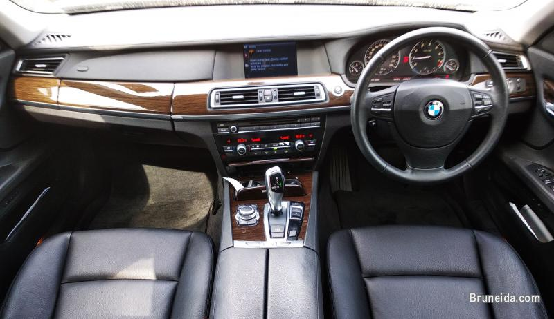 Picture of Pre-owned BMW 730iL F02 for sale in Brunei