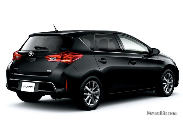 Toyota Auris to let go