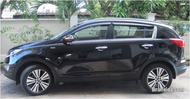 Pictures of Kia Sportage 2. 4L 2014 Automatic Wagon AWD