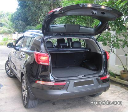Picture of Kia Sportage 2. 4L 2014 Automatic Wagon AWD in Belait