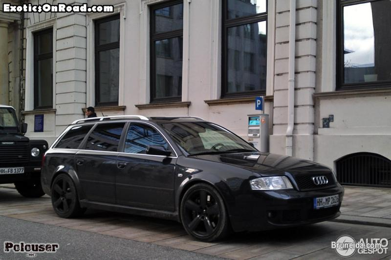 Picture of Audi rs6 avant