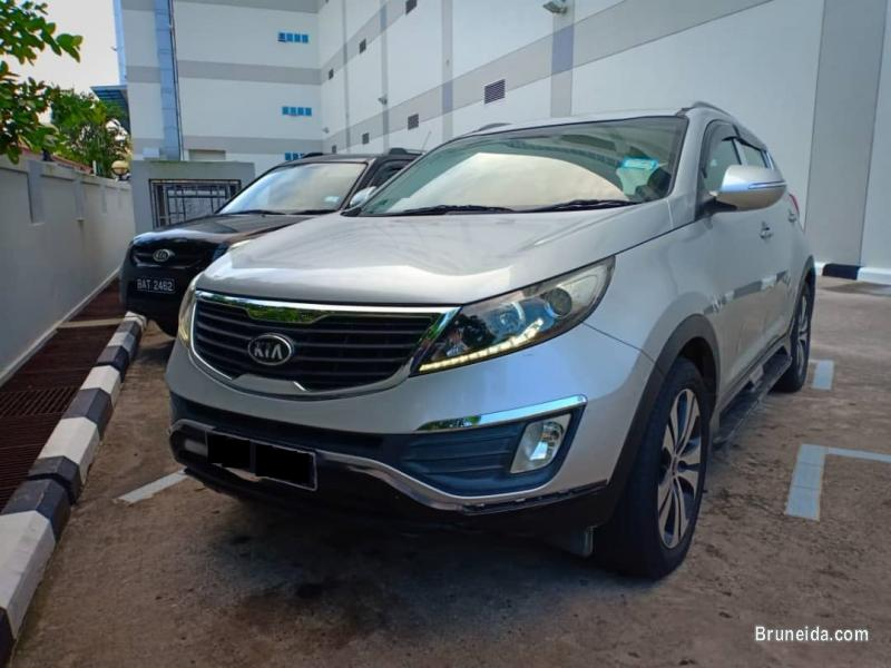 Picture of KIA SPORTAGE